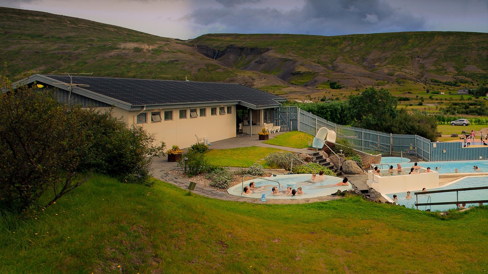 Hotel Húsafell on mainio maaseutuhotelli, jossa on muuten erinomainen hotelliravintola. Tripsteri suosittelee! (Kuva: Hotel Húsafell)