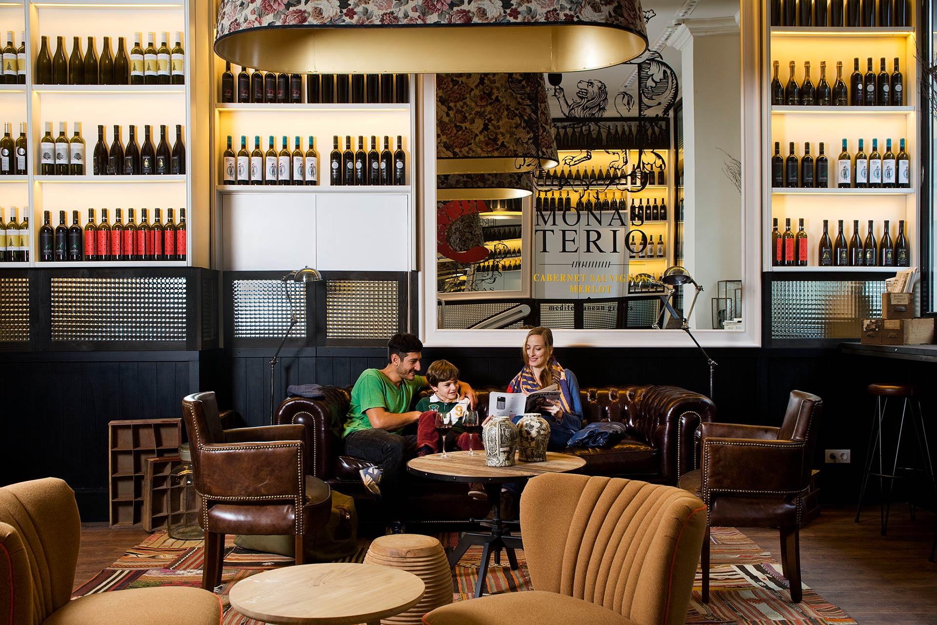 Praktik Vinoteca © Praktik Hotels