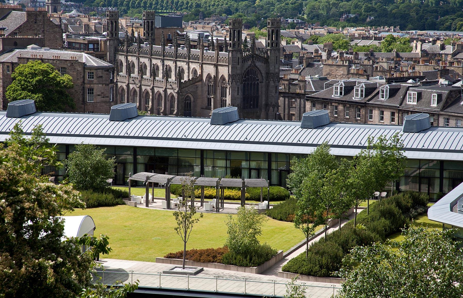 Hotelli Glasshouse Edinburgh