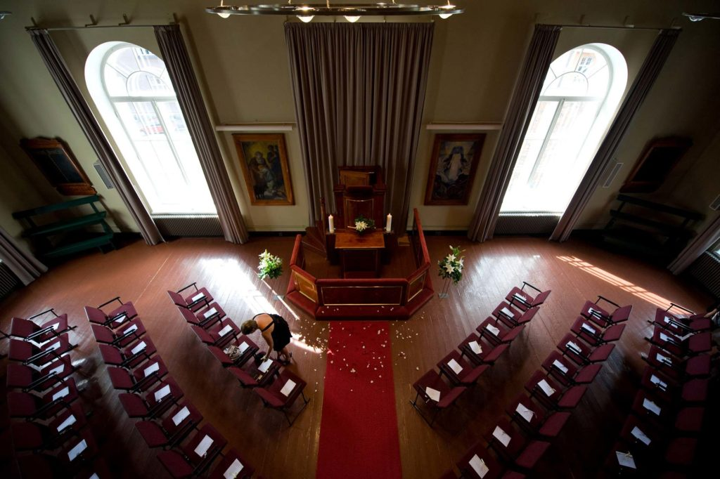Hotel Katajanokka Assembly room