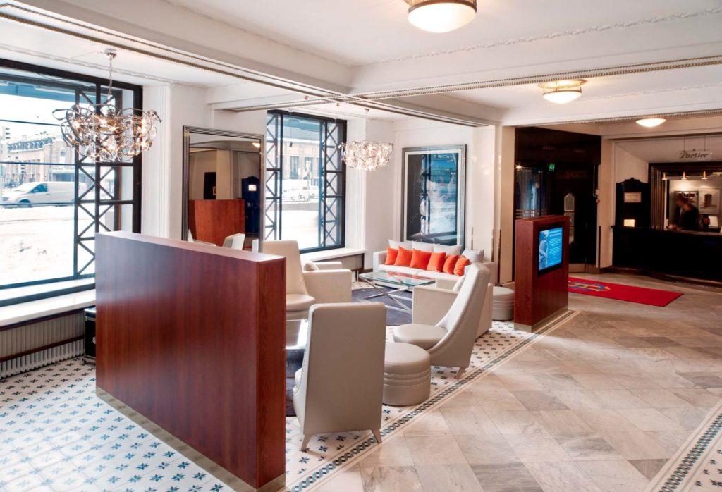 Hotelli Seurahuone lobby