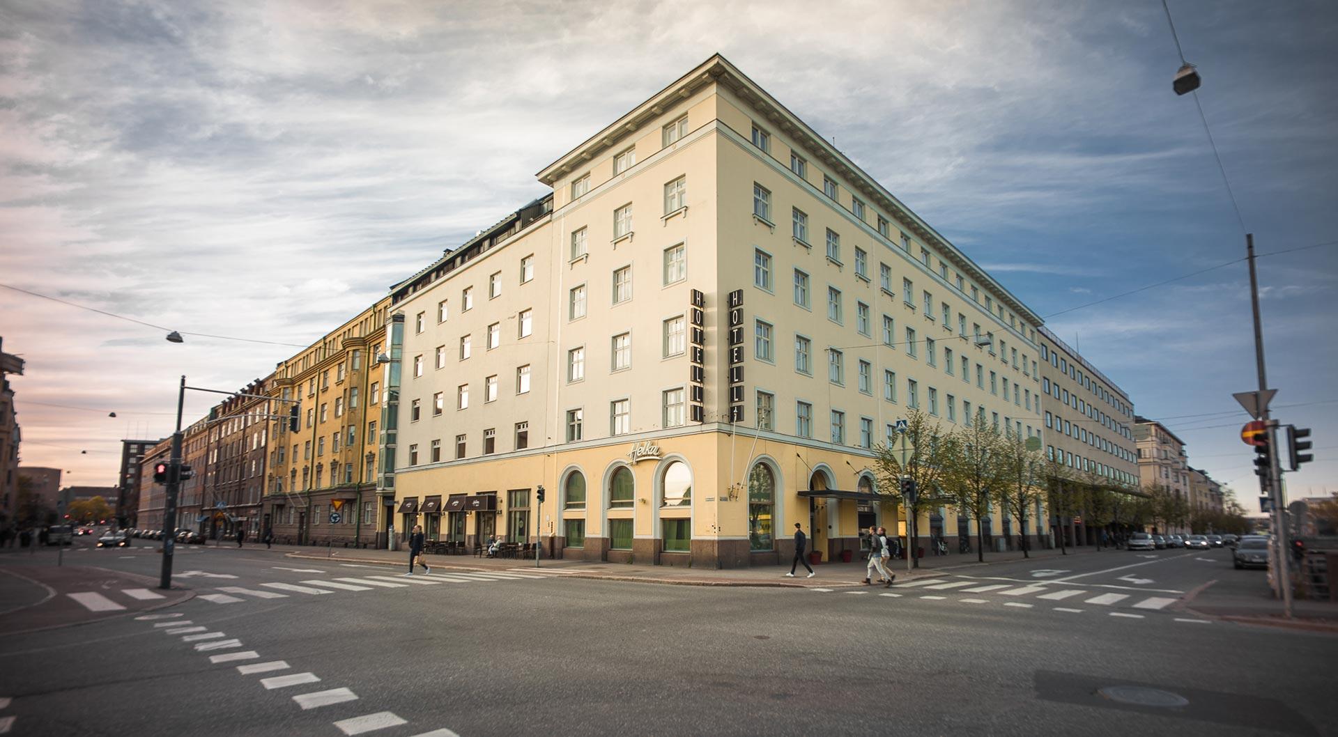 Hotel Helka Helsingissä