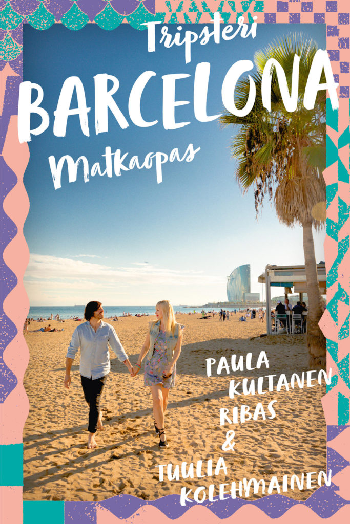 Tripsteri Barcelona-opaskirja