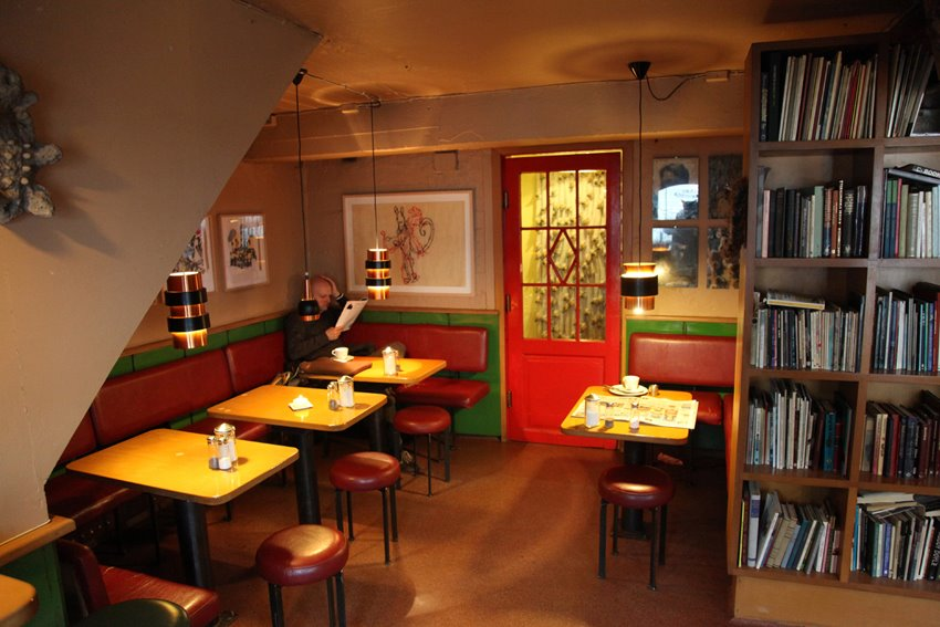 Grái kötturinn on yksi Reykjavikin legendaarisimmista aamiaispaikoista. (Kuva: Grái Kötturinn)
