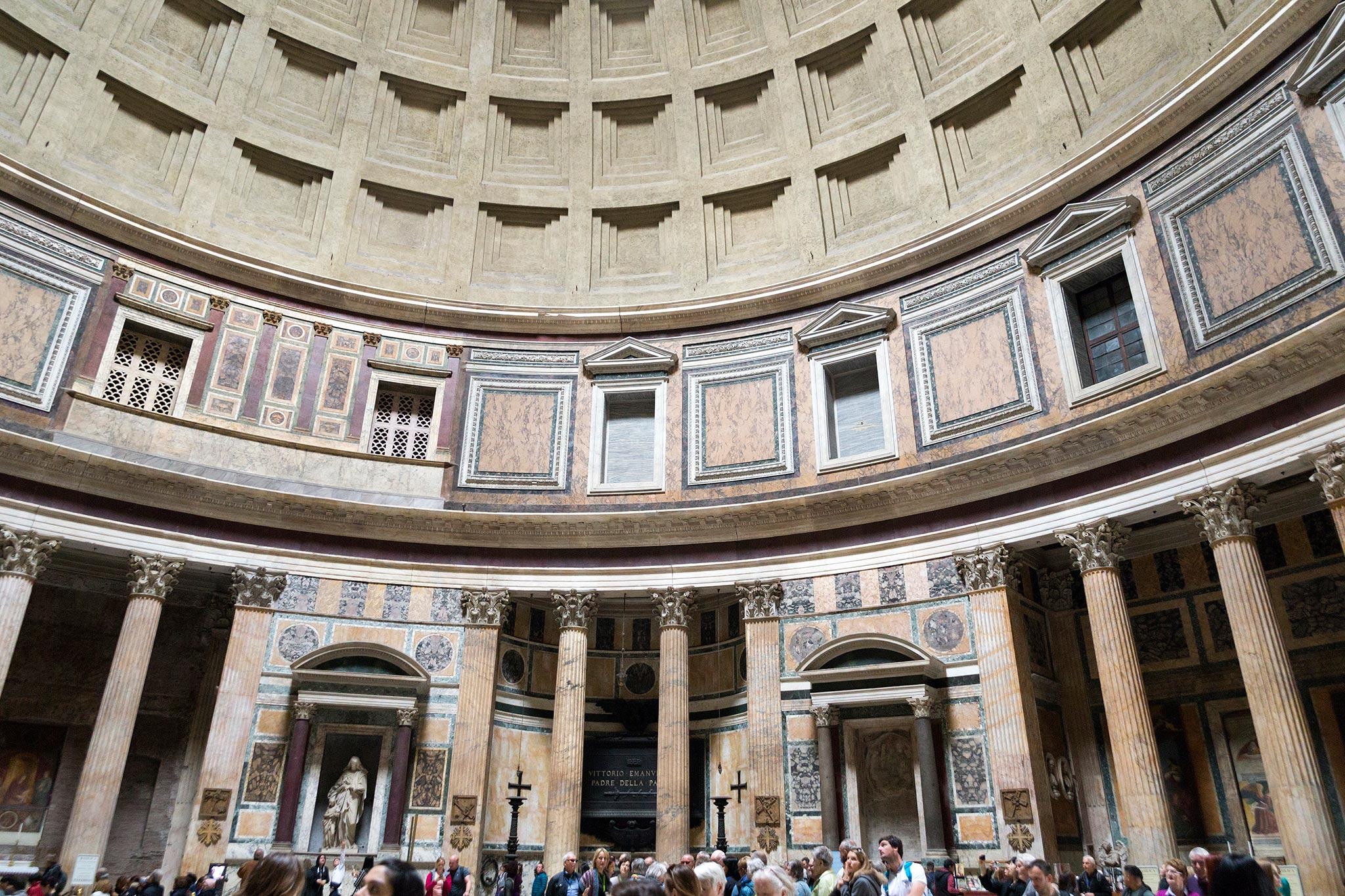 Pantheon © Tuulia Kolehmainen
