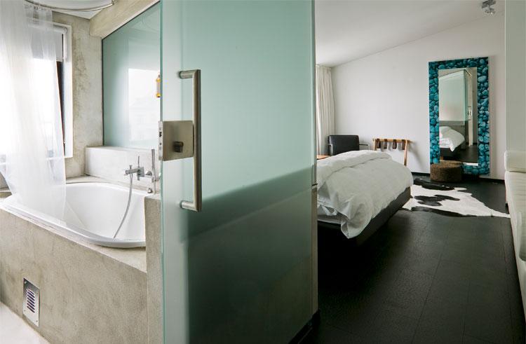 Thingholtin hotelli on piirun verran keskitasoa parempi. Yllättävät yksityiskohdat sisustuksessa tekevät tästä hotellista butiikkimaisen. Kuva: Center Hotels.