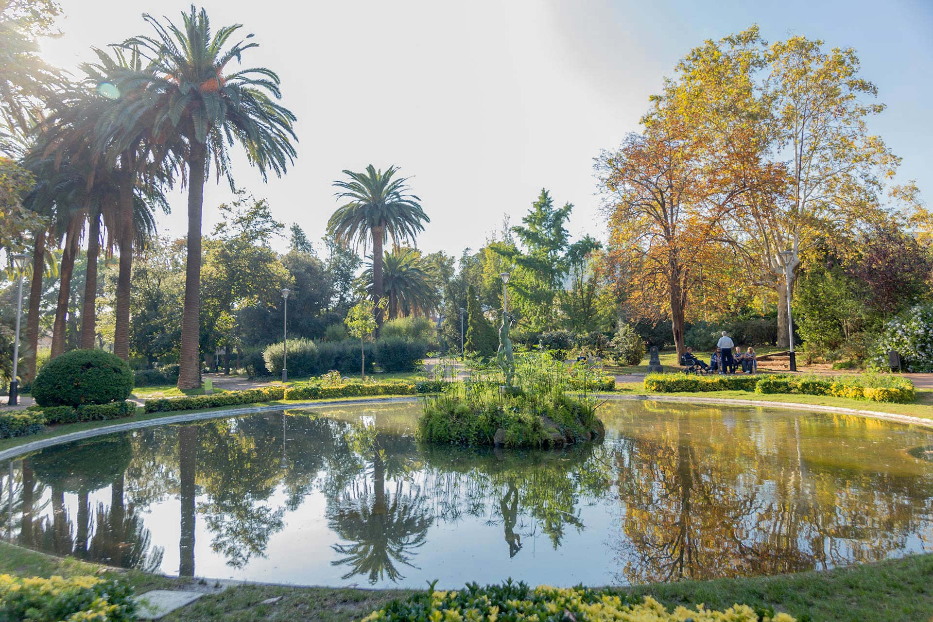 Parc de Villa Cecilia © Tuulia Kolehmainen
