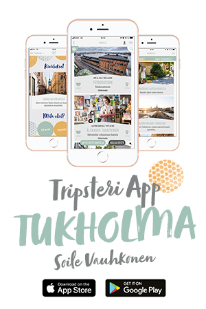 Tripsteri App- Tuholma
