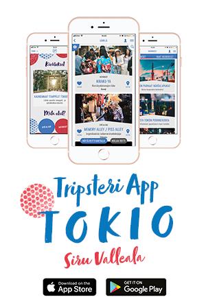 Tripsteri App Tokio
