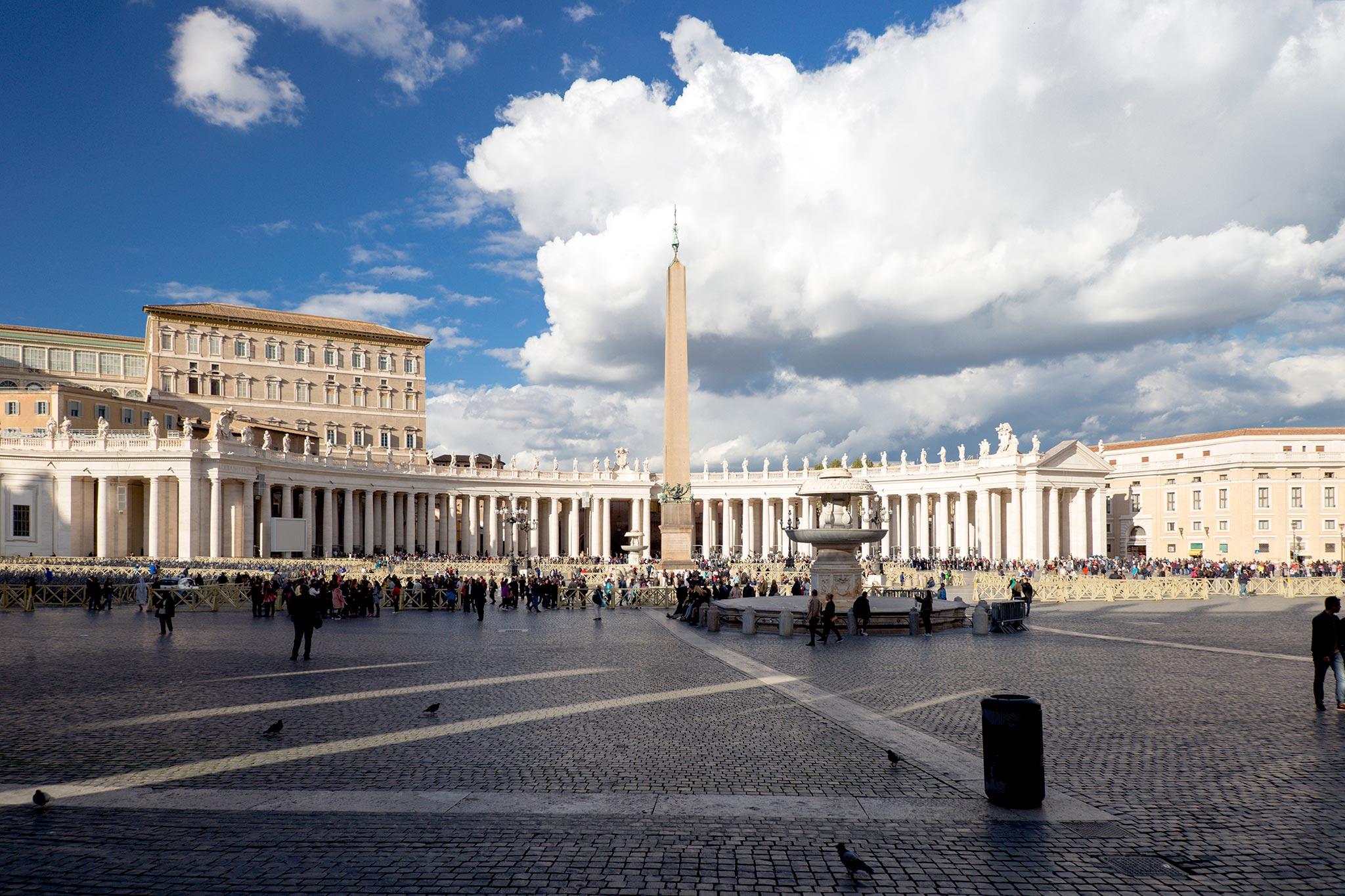 Vatikaani © Tuulia Kolehmainen