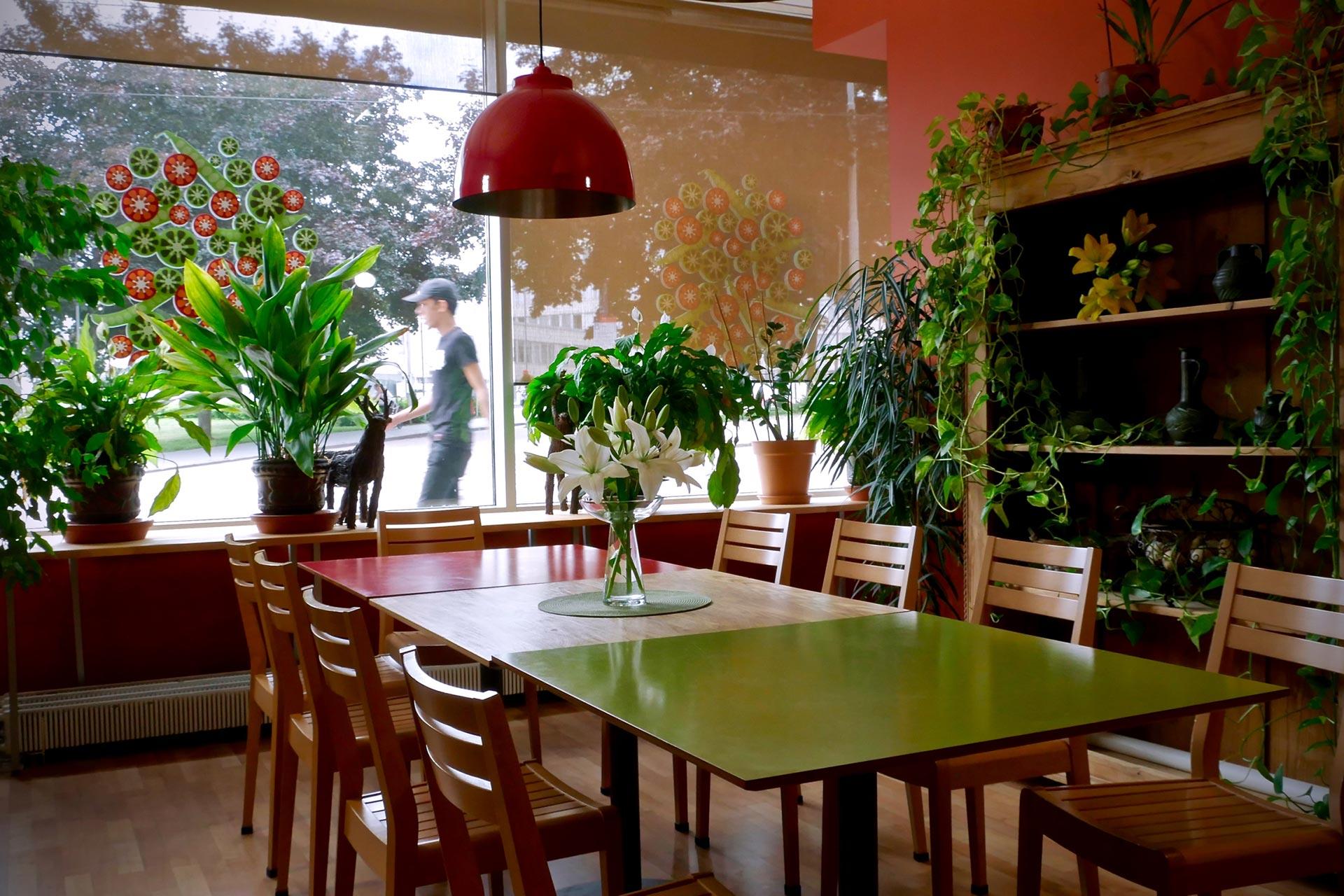 Silvoplee -ravintola Helsingissä