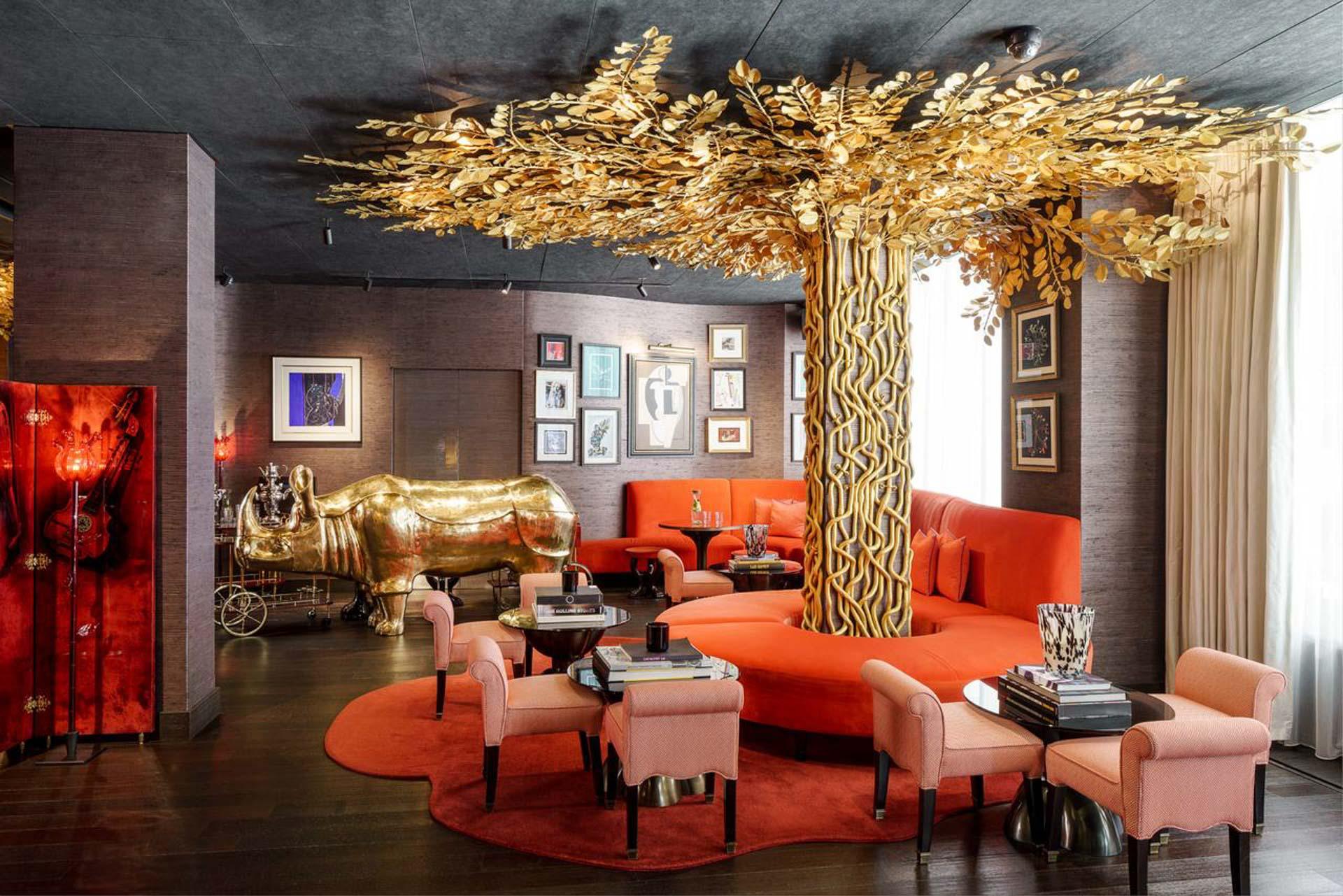 Mahdollisesti Singaporen erikoisin hotelli. Kuva: The Vagabond Club