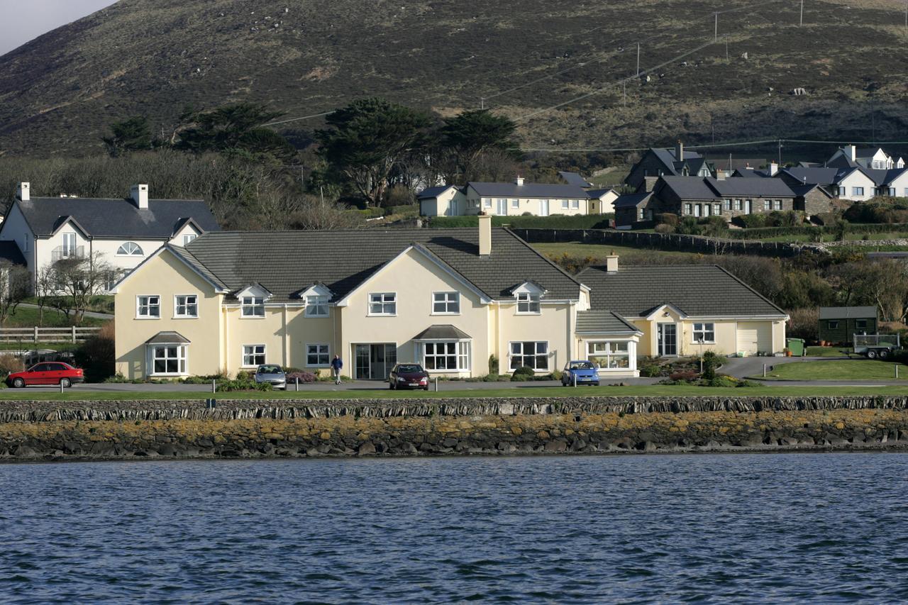 Heaton Guest House tarjoaa rentoa luksusta meren rannalla. Kuva: Heaton Guest House