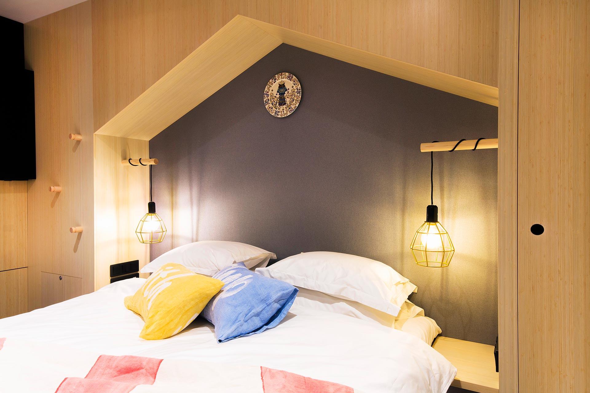 Tukholman keskihitaiset hotellit ovat laadukkaita. Kuva: Hotel With Urban Deli