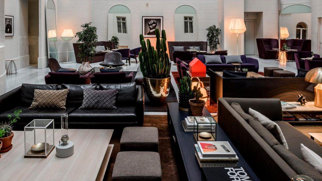 Tukholman luksushotellit huokuvat ylellisyyttä. Kuva: Nobis