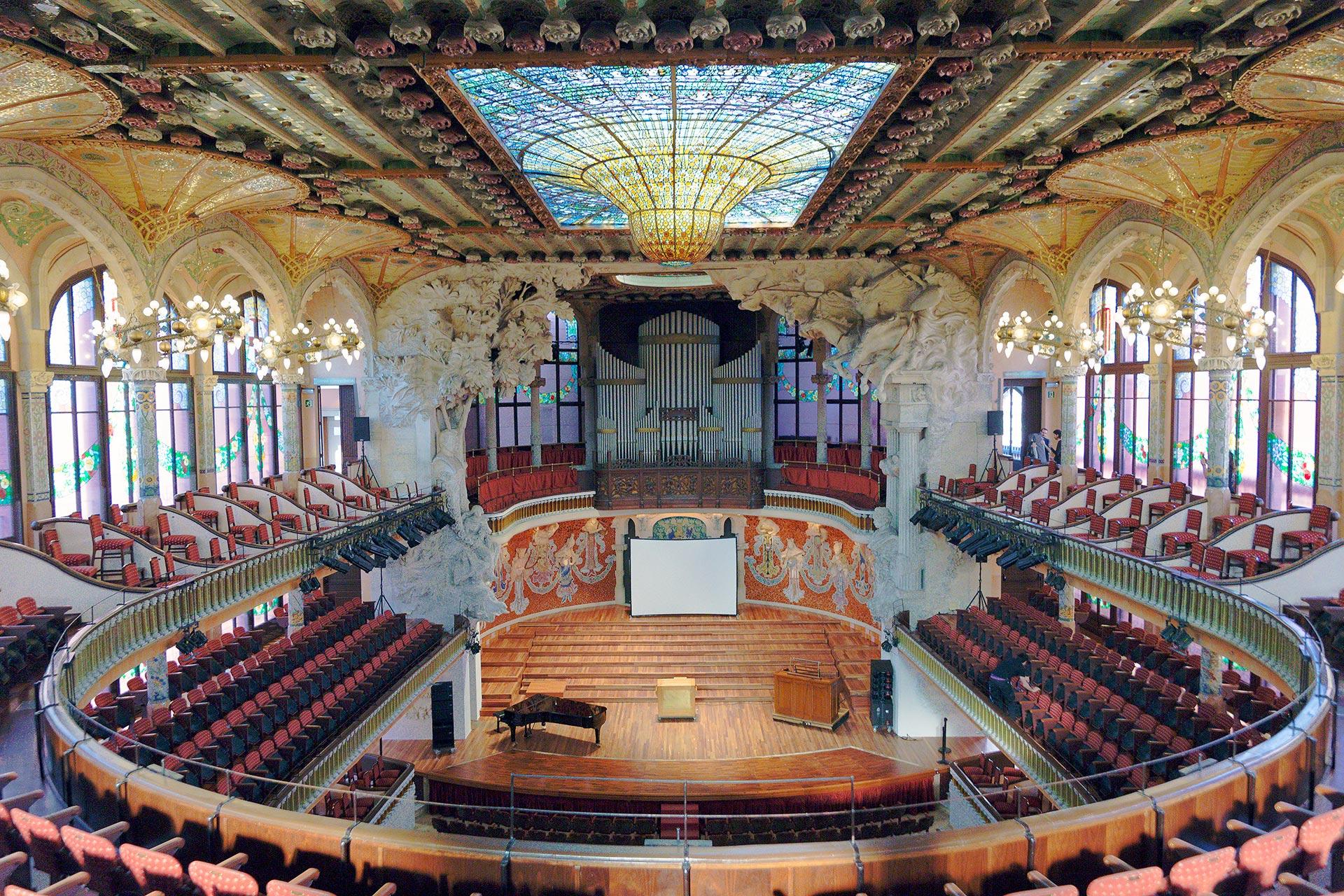 Palau de la Musica © Tuulia Kolehmainen