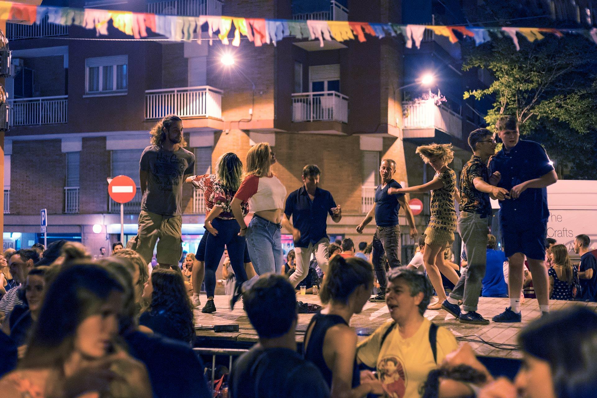 Poble Secin Festa Major © Tuulia Kolehmainen