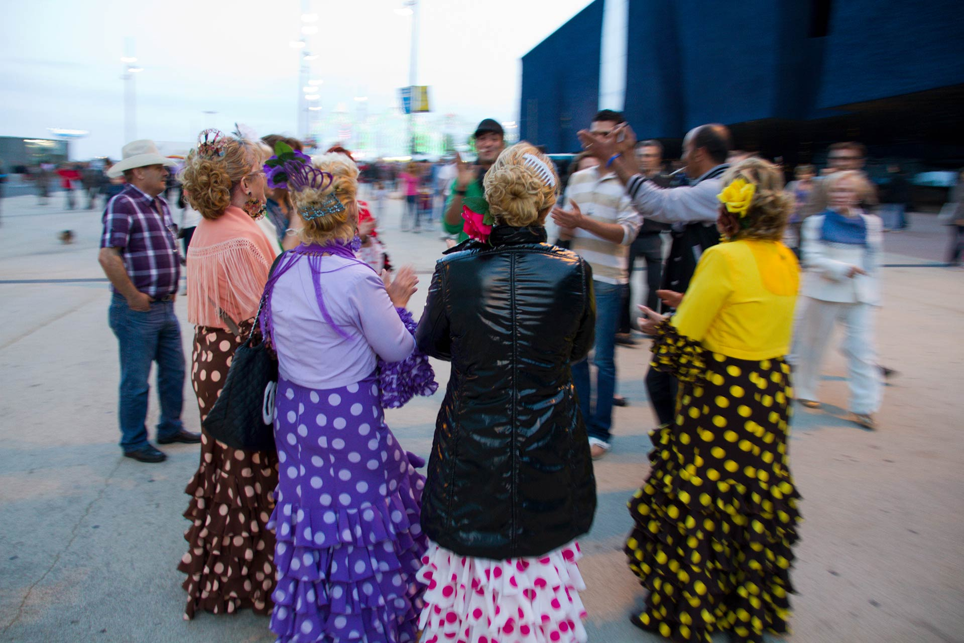 Feria de abril © Tuulia Kolehmainen