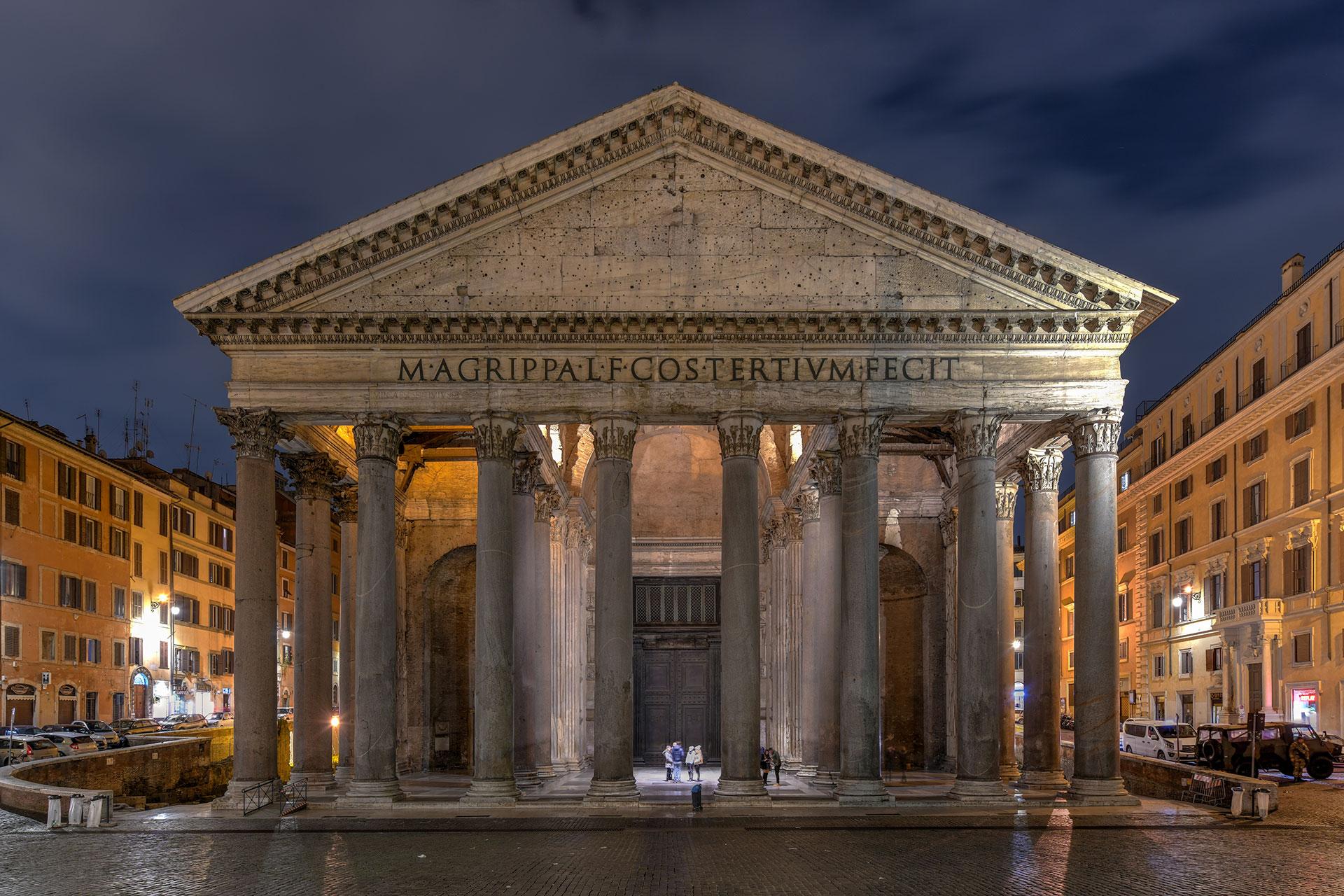Pantheon, Rooma