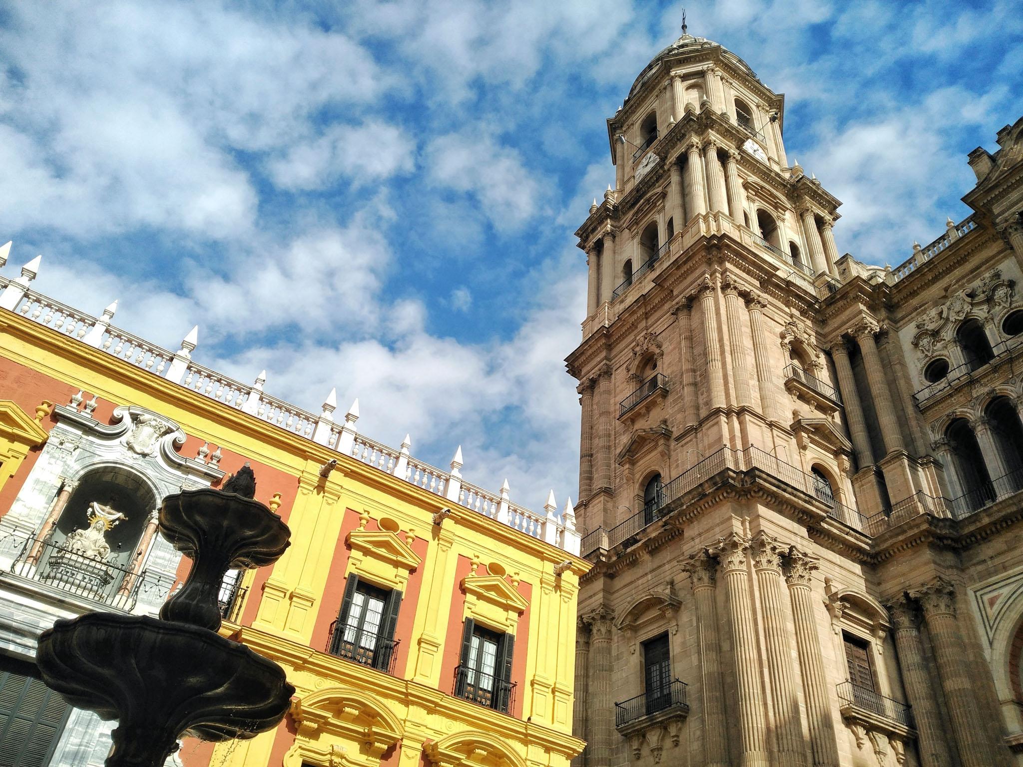 Malaga katedraali