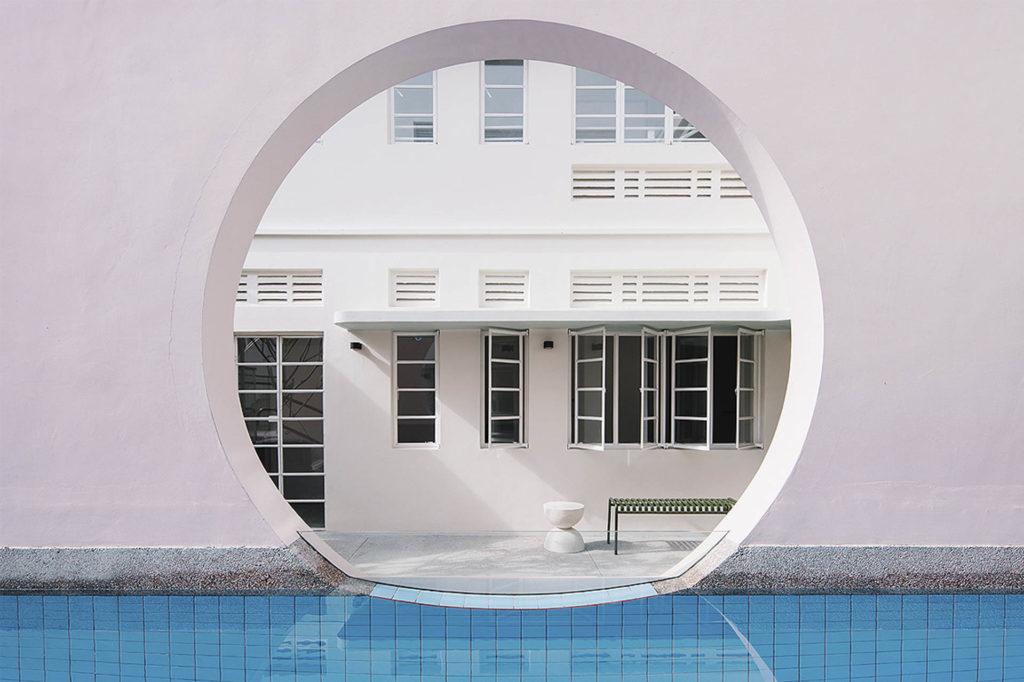 Singaporen edulliset hotellit ovat siistejä ja tyylikkäitä