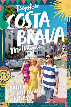 Costa Brava kirjan kansi