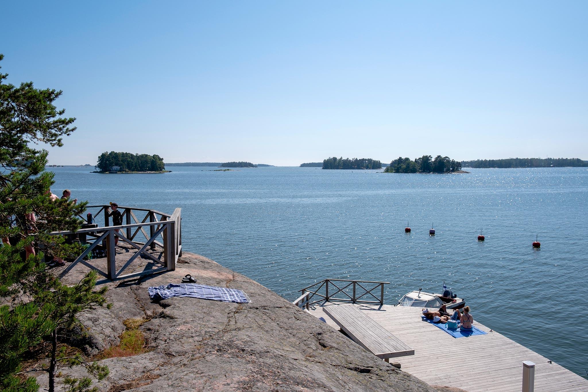 Iso Vasikkasaari © Tuulia Kolehmainen