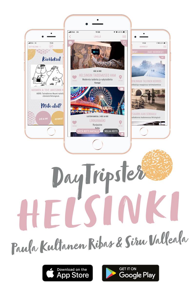 DayTripster-Helsinki äppi