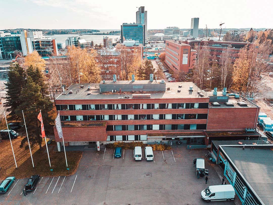 Forenom Hostel Espoo Otaniemi