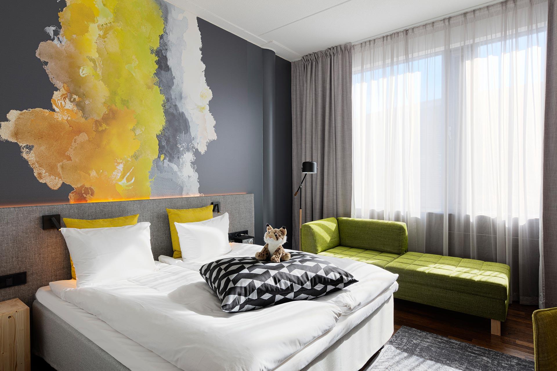 Hotel GLO Sello