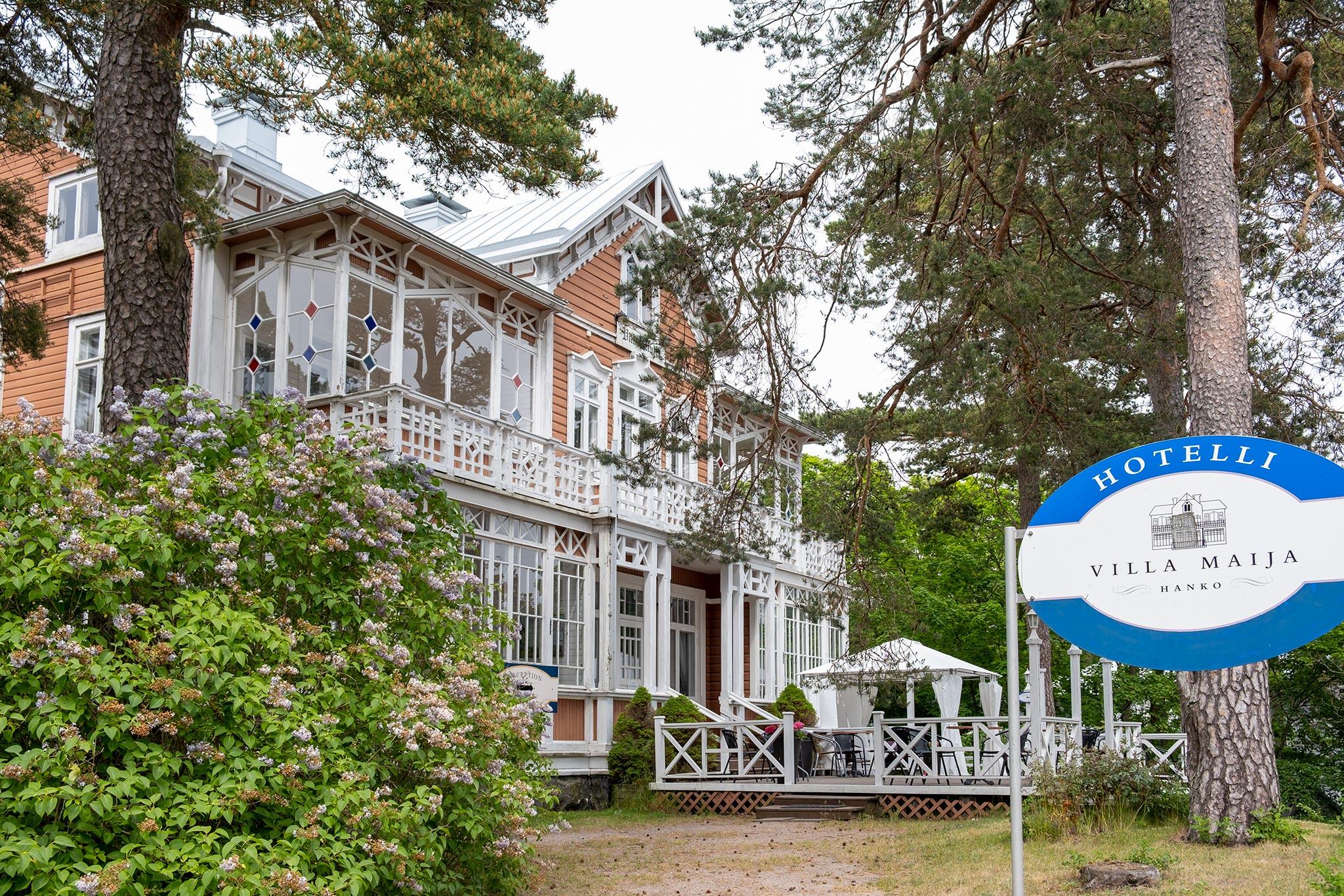 Villa Maija © Tuulia Kolehmainen
