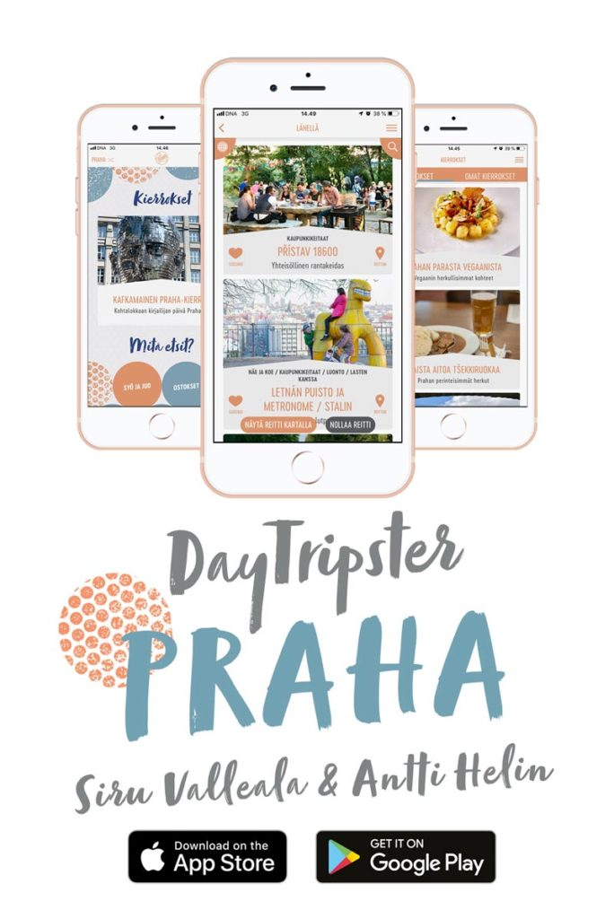 DayTripster Praha App
