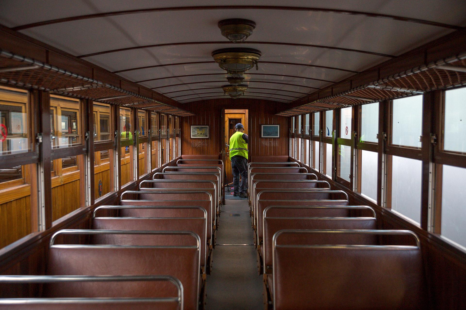 Tren de Sóller, Mallorca © Tuulia Kolehmainen