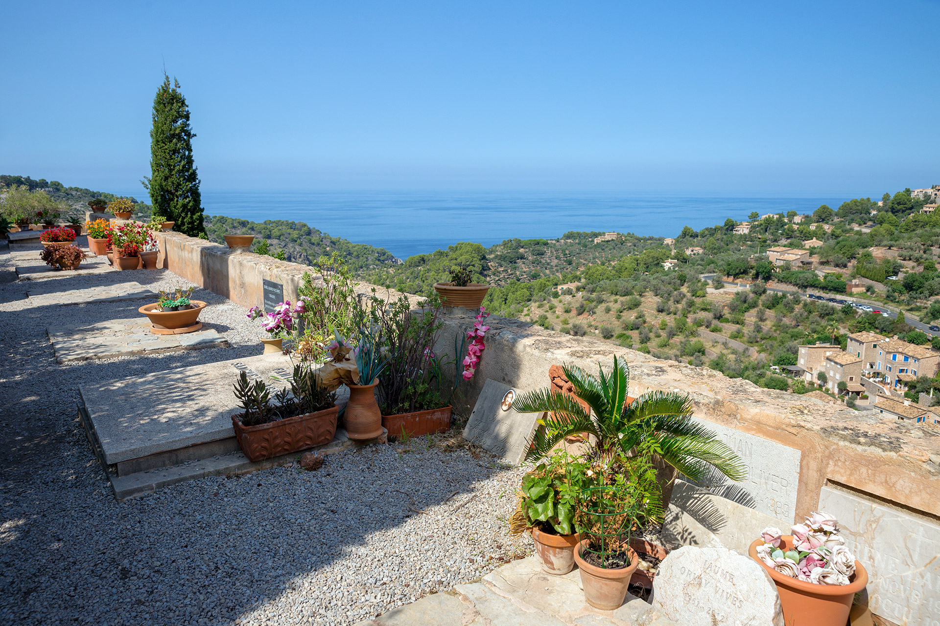 Cala Deià, Mallorca © Tuulia Kolehmainen