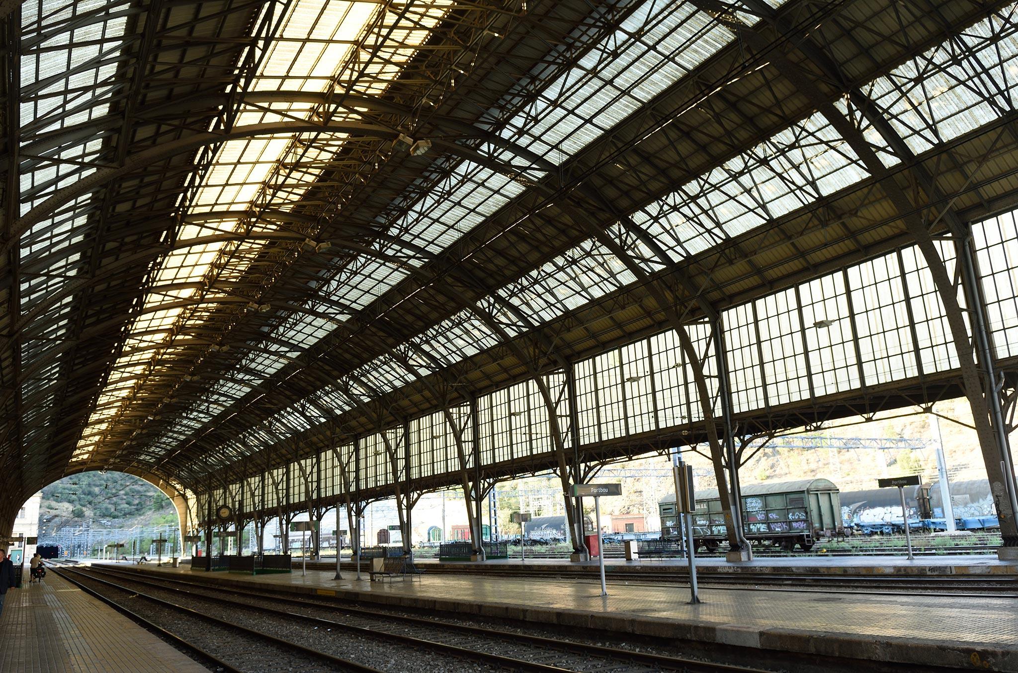 Portboun juna-asema