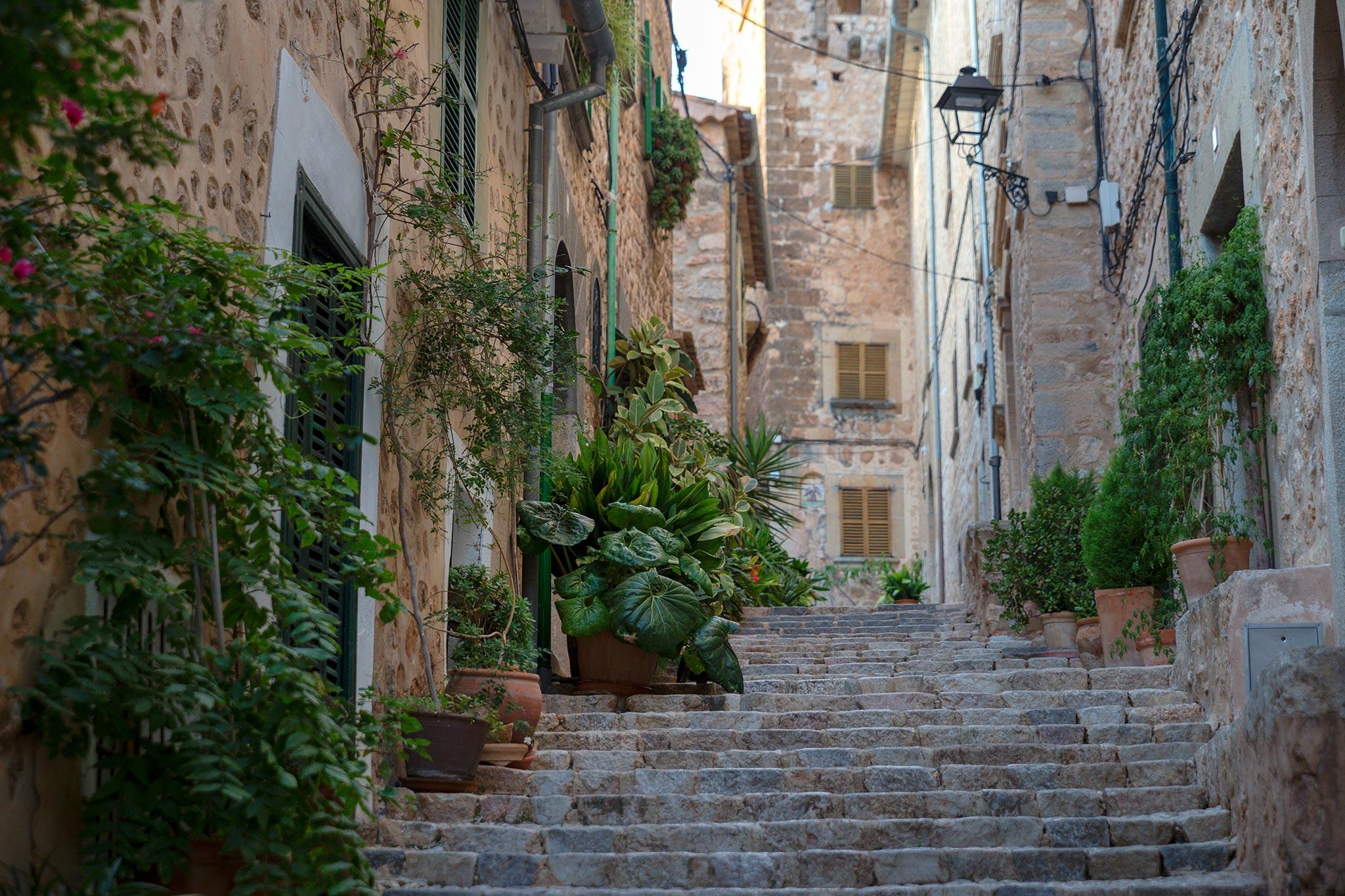 Fornalutx, Mallorca © Tuulia Kolehmainen