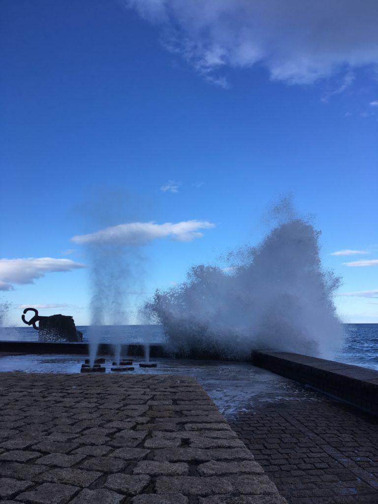 Peine del Viento, San Sebastian