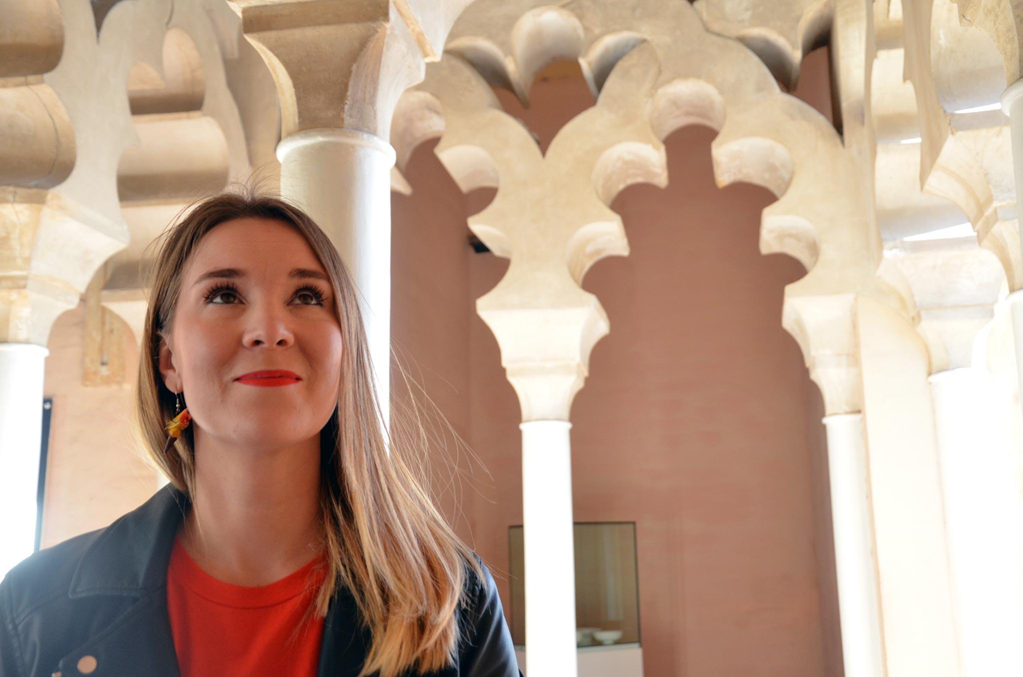 Málaga, Alcazaba © Eeva-Maria Hooli