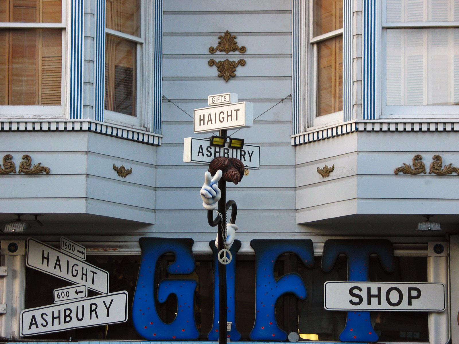 Haight-Ashbury. Kuva: Miika Mattila