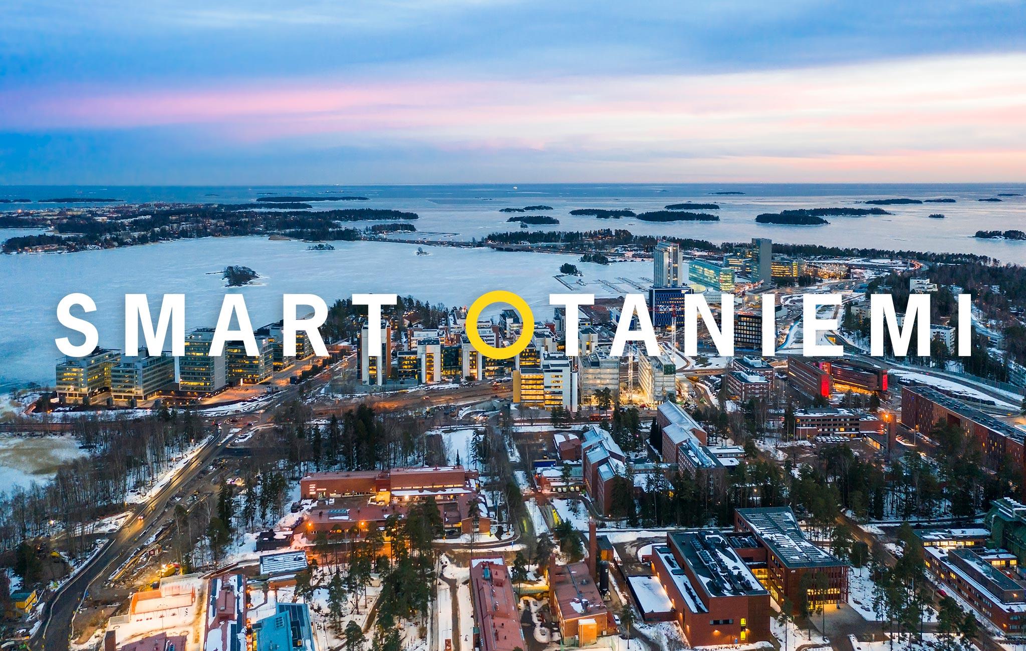Smart Otaniemi, Espoo