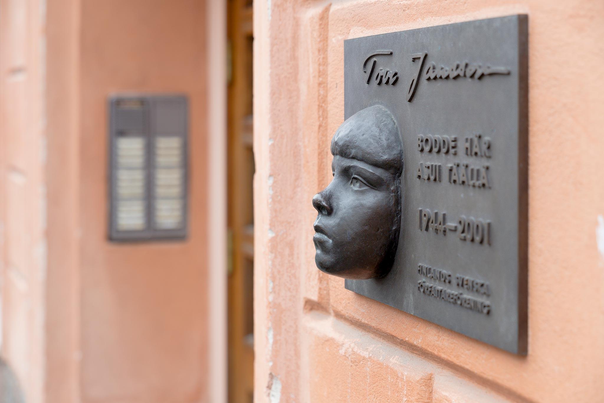 Tove Jansson © Tuulia Kolehmainen