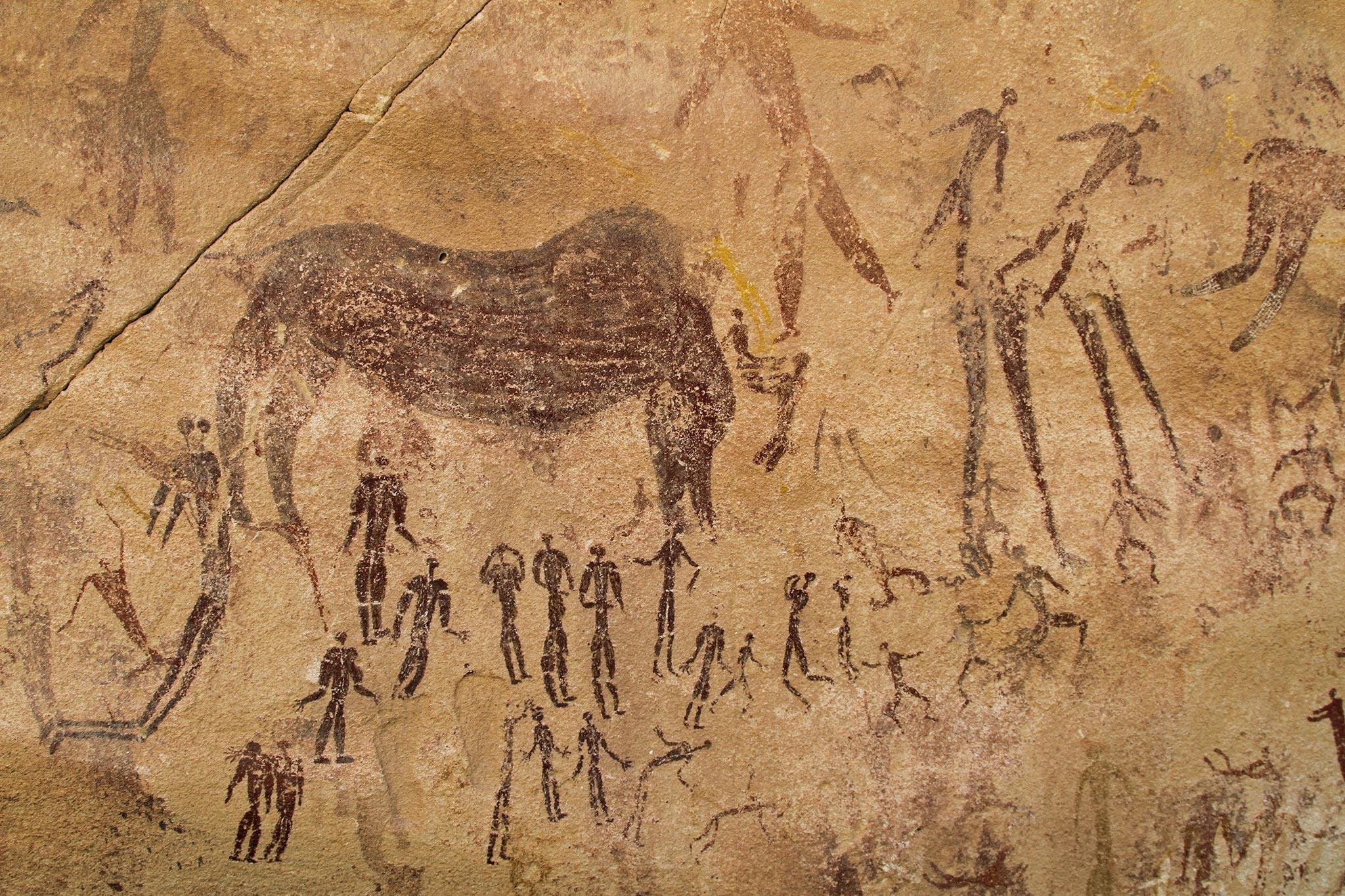 Egyptinäyttely, Stockfors. Kuva Päivi Arvonen