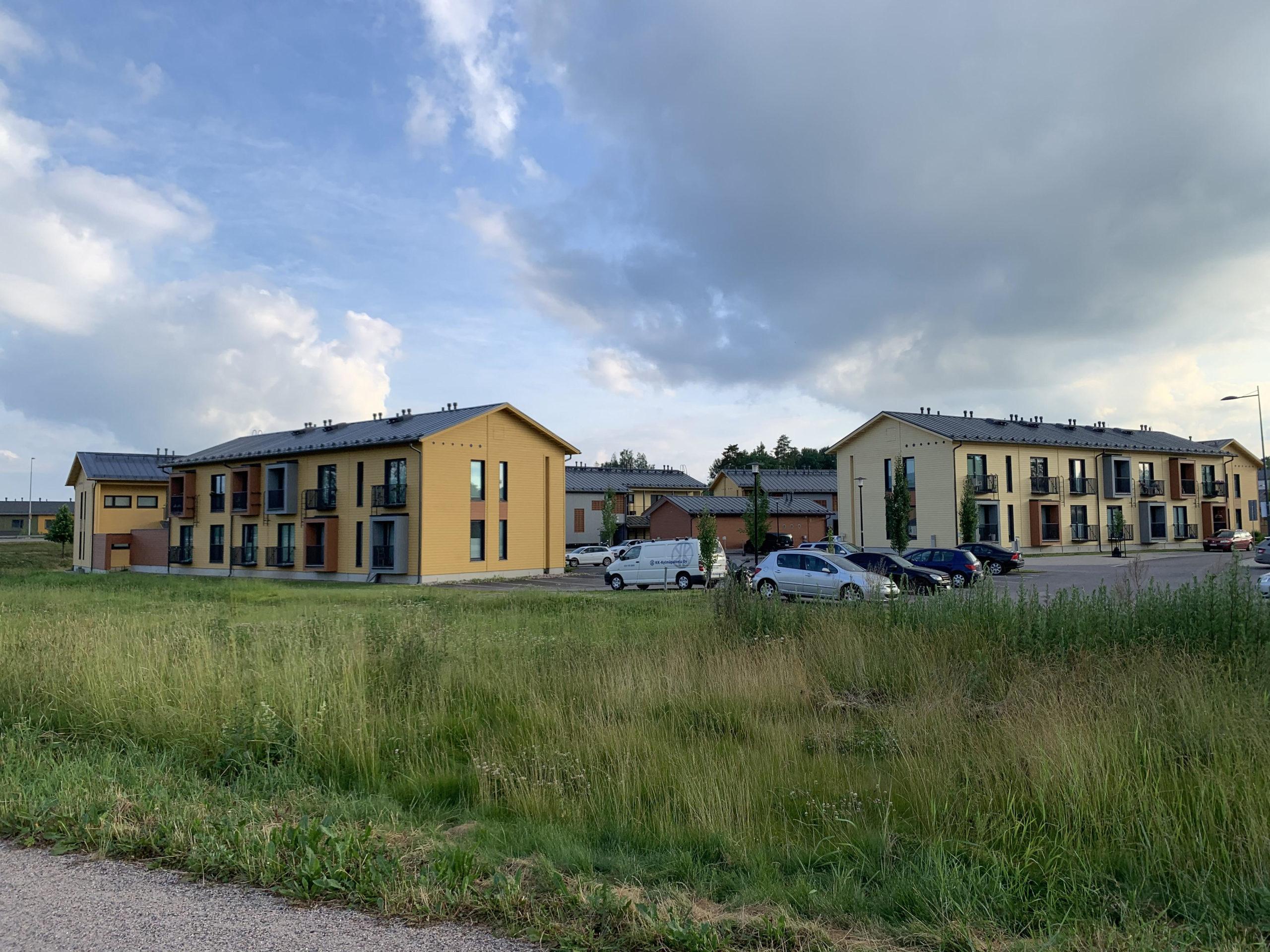 Airbnb-asunto Lepolassa. © Moona Laakso