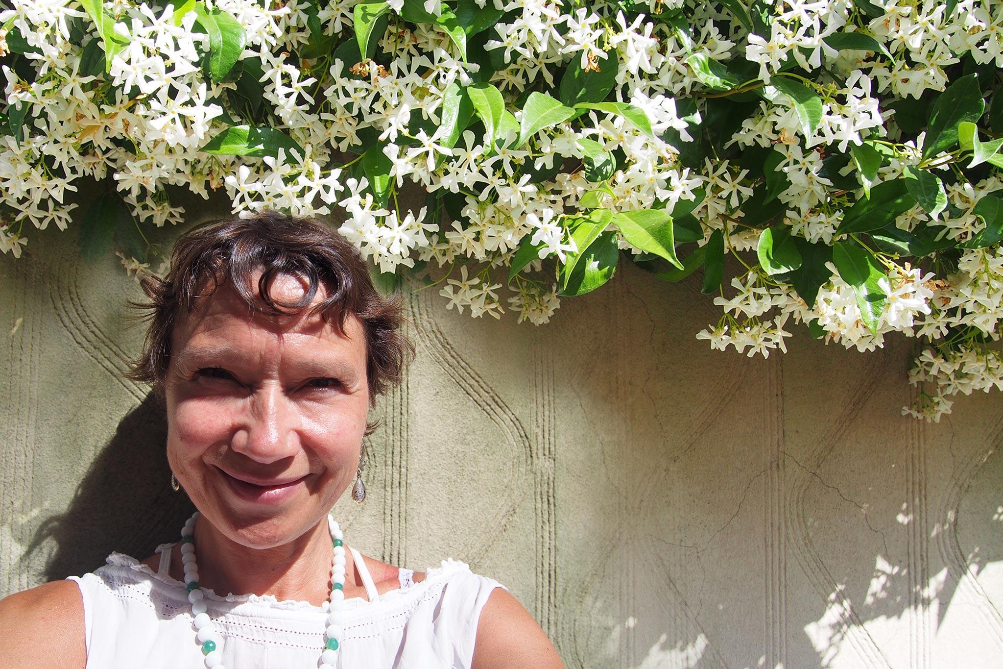 Jasmiinin tuoksua Firenzessä. Kuva: Susanna Muuronen