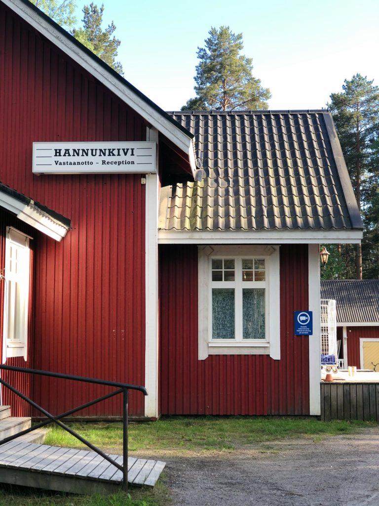 Hannunkiven Lomakylä