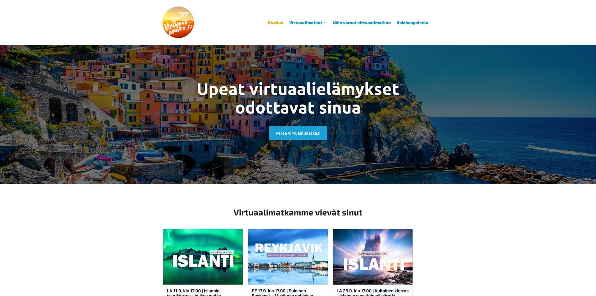 www.virtuaalimatka.fi